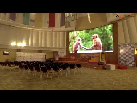LED Display solution for Bombay stock exchange