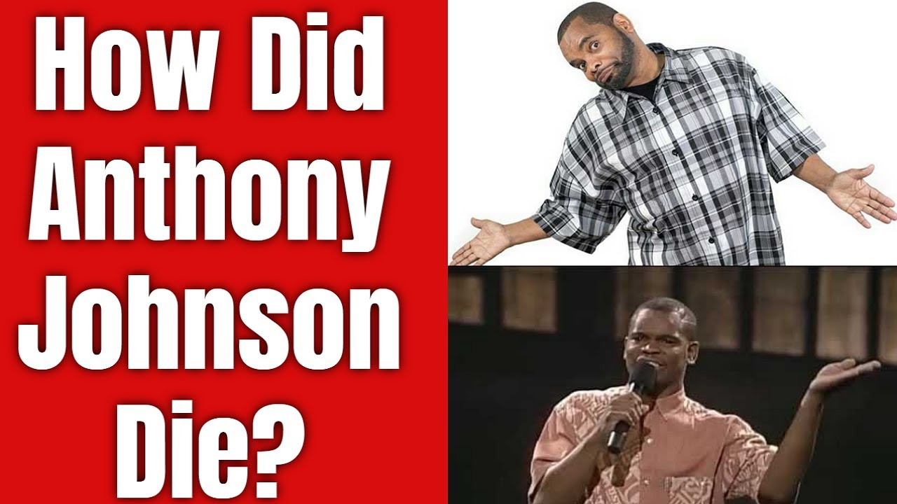 Download How Did Anthony Johnson Die?