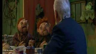 Podge and Rodge Interview Roy Walker