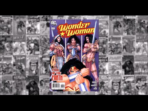 "Wonder Woman: Vol 3 #20 - Ends of Earth Part 1 of 4 - ""An Unreasoning Frost"""