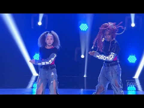 Download Tahani & Comfort | Luther Brown - Hip-Hop - Cut It | SYTYCD S13 [HD]