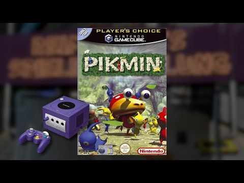 Gameplay : Pikmin [GameCube]