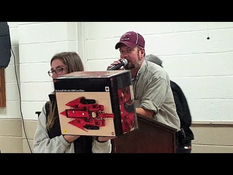 2018 Central MD Farm Toy Show Auction