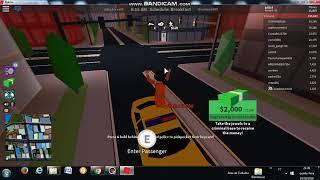 The escape of the prisoners-Roblox Jail break