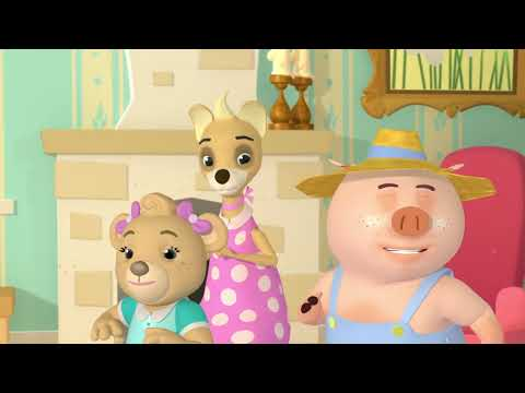 Bananas In Pyjamas Full Episode Compilation Vol #12 - Puddle