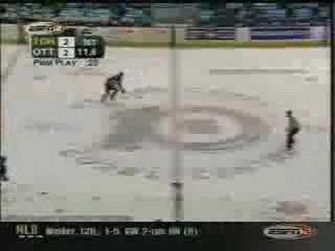Maple Leafs vs Senators - 2002 Playoffs Game #6