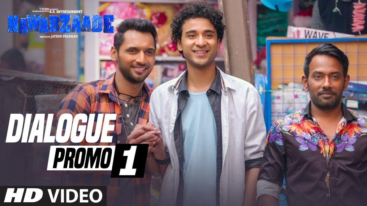 Dialogue PROMO 1: NAWABZAADE | Raghav Juyal, Punit J Pathak, Isha Rikhi, Dharmesh