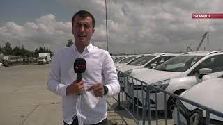 Ekrem İmamoğlu o araçları Yenikapı'da sergiledi