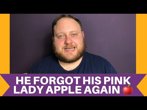 He Forgot His Pink Lady Apple Again! | Sheepdog Says