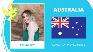 Australia🇦🇺 - Emma Joy - Together - Songs for World Peace 2020