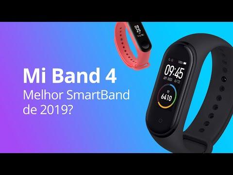 Mi Band 4: Melhor SmartBand de 2019? [Análise/Review]