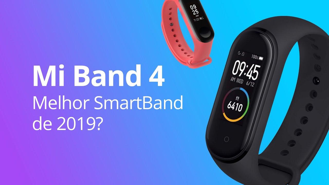 Xiaomi Mi Band 4 - Ficha Técnica - Canaltech