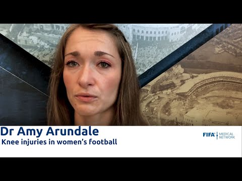 FIFA Medical Network: Dr Amy Arundale