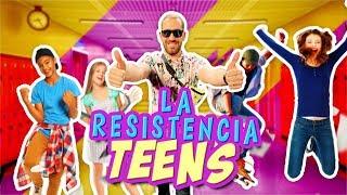 LA RESISTENCIA - La Resistencia Teens: Las ETS | #LaResistencia 25.06.2019