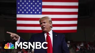 No Comfort To Be Found For President Donald Trump In Recent Polling | Deadline | MSNBC