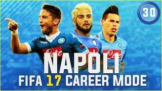 FIFA 17 Napoli Career Mode S2 Ep30 - EUROPA LEAGUE FINAL SPECIAL!!