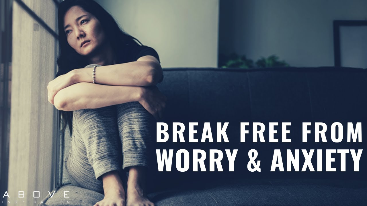 BREAK FREE FROM WORRY & ANXIETY | Let God Handle It - Inspirational & Motivational Video