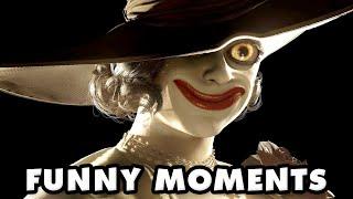 Resident Evil Village Funny Moments Montage!
