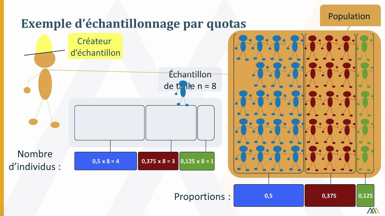 exercice methode des quotas