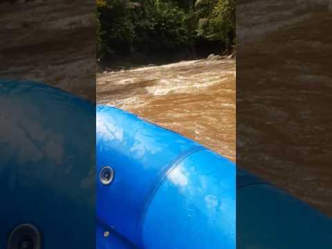 Rafting Crash Bali Carnage