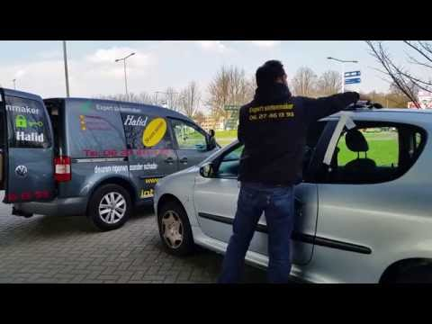 Expert locksmith Rotterdam 06 27461393 .How to unlock car Door without a key . Car opening