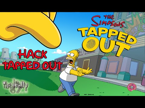 NEW MOD Simpsons Tapped Out Hack 4.14.5 Just PERMANENTS DONUTS