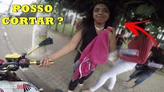 Baixar MINA VEIO PEDIR PRA TIRAR DE GIRO NA HORNET !