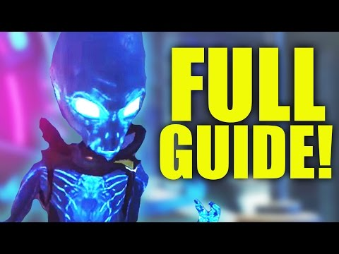 "Thumbnail: ""ZOMBIES IN SPACELAND"" EASTER EGG GUIDE! – FULL EASTER EGG TUTORIAL! (Infinite Warfare Zombies)"