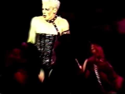 Rocky Horror Live Broadway - Sweet Transvestite