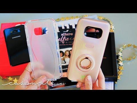 huge selection of fd8f7 a79fc Allure x Case-Mate Samsung S8+ Selfie Case   Unboxing