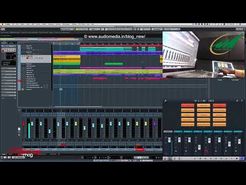 Steinberg Cubase IC Pro App Review For IPad