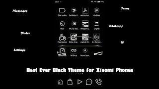 Perfect Dark Mode Setup for all Xiaomi Phones