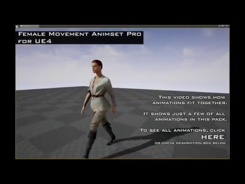 movement animset pro