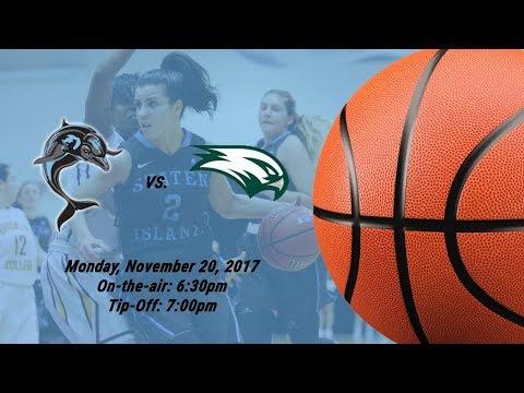 Womens Basketball vs Wagner College - November 20, 2017