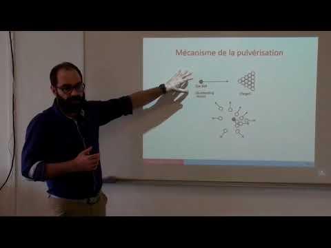 Synthèse de films minces par pulvérisation magnétron : de la PVD à l'I PVD