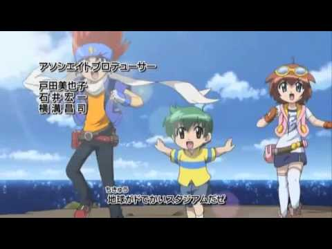 Beyblade Metal Fight Opening HQ (JAPANESE)