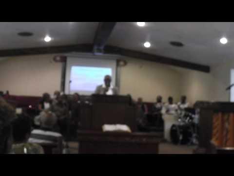 Intro To Pastor Richard Carter
