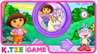 Let's Play Dora auf Deutsch ❖ Birthday Adventure Spiel auf Deutsch   Alle Minispiele