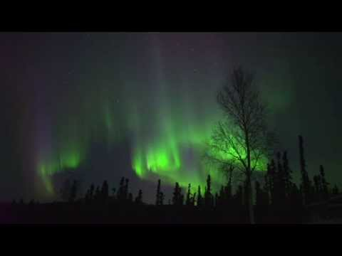 Saturday Night Live Northern Lights in Fairbanks, Alaska