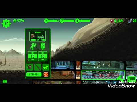 Fallout Shelter Make Friend In Wasteland