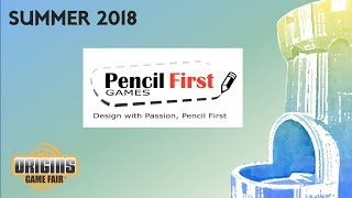 Pencil First Games Summer Preview