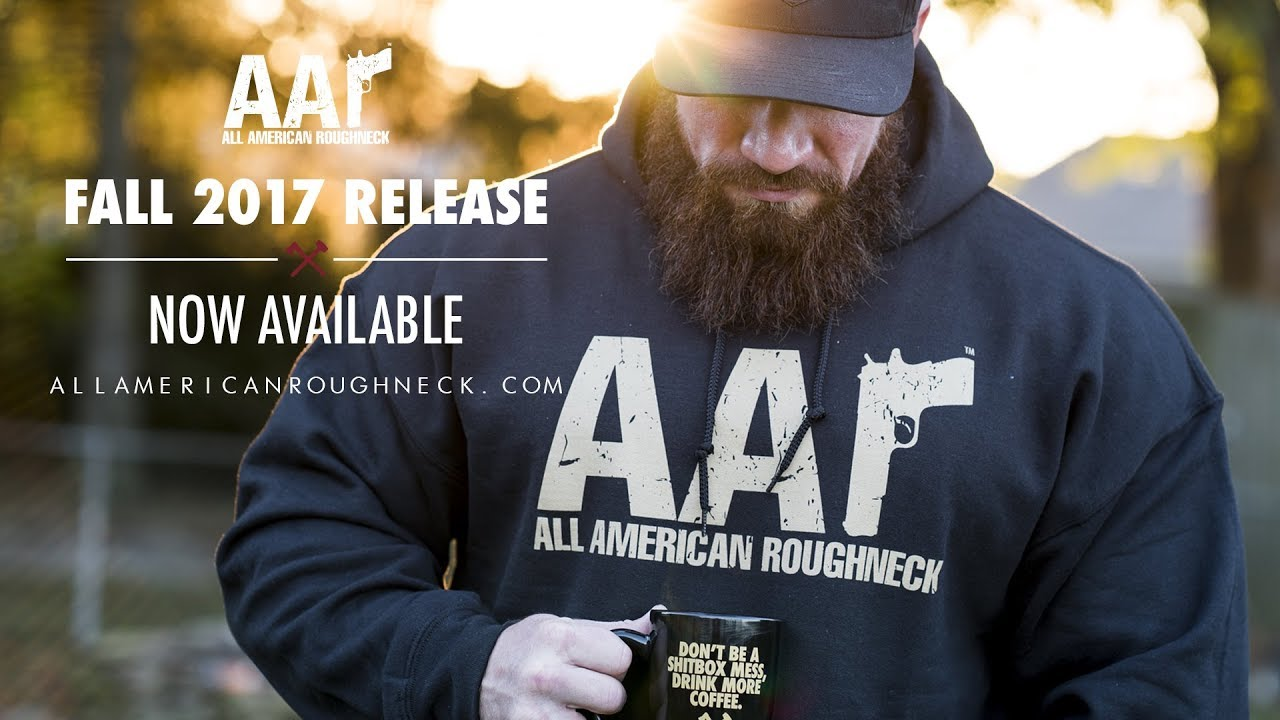 All American Roughneck | 02.08.18 Release - YouTube