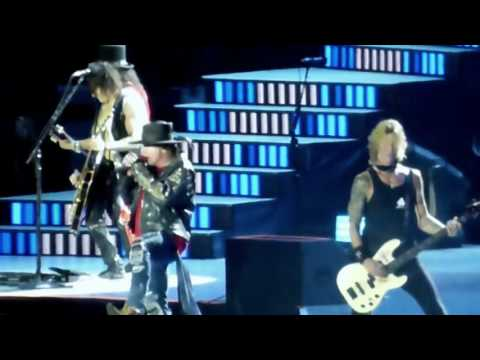 Guns N Roses Paradise City Live  Los Angeles 2016