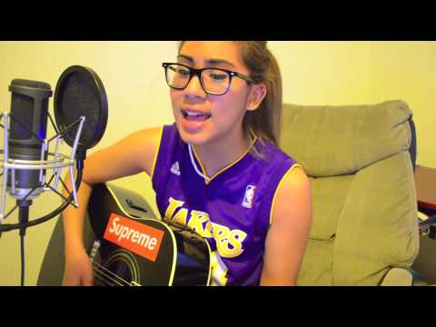Ariana Grande ft. Mac Miller The Way - Cover