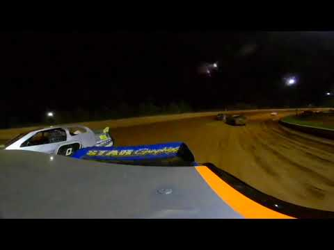 Jason Gulledge Super Stock heat race at Lancaster Speedway S.C.