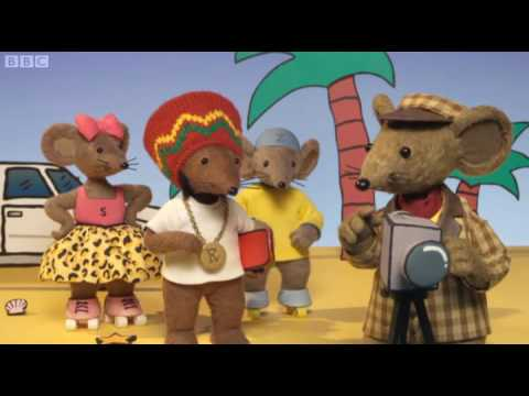 Rastamouse S01E05 Mice Camera Action