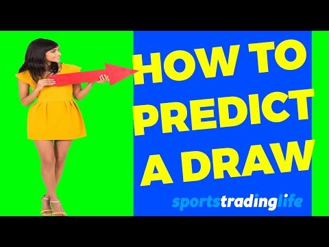How To Predict A Draw In Football - 3 Huge Tips! [Revealed] Mp3