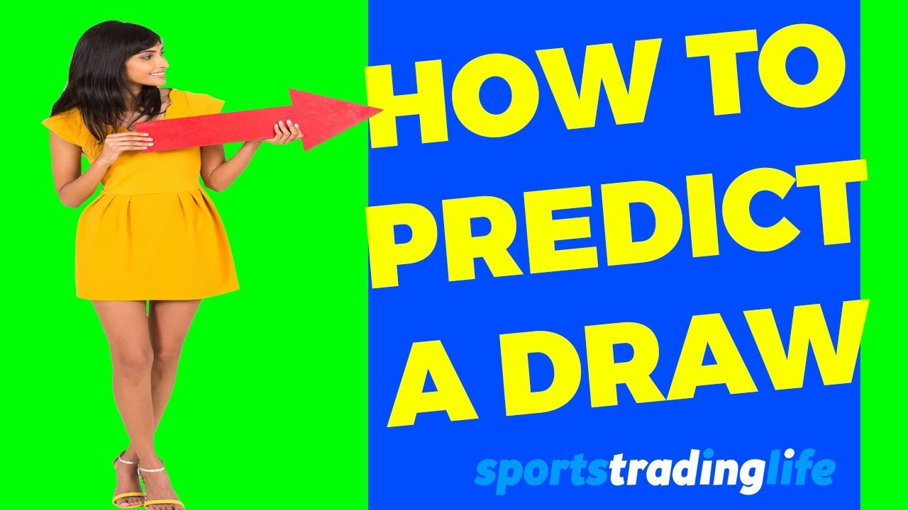 How To Predict A Draw In Football - 3 Huge Tips! [Revealed]
