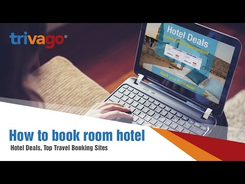 Thumbnail: Trivago - How to book room hotel