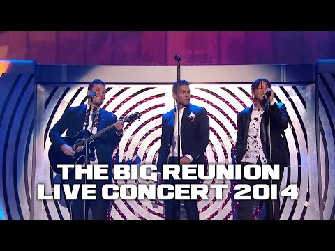 3T - STUCK ON YOU (THE BIG REUNION LIVE CONCERT)